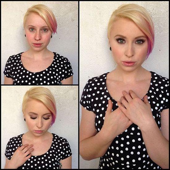 Eidyia Da Pink Teen